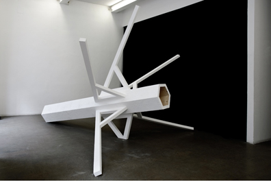 Exhibition View, Krobath Wien, The Last Days of Jack Sheppard, curated by_Ursula Mayer, 2010, Photo: Karl Kühn