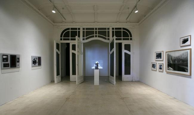 Exhibition View, Galerie Krinzinger, I Remain Silent, curated by_Erik Schmidt, 2010, Photo: Galerie Krinzinger