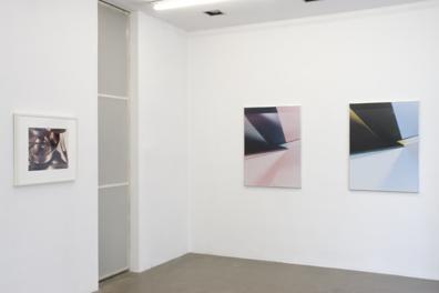 Exhibition View, Galerie Krobath, curated by_Matthew Higgs, 2009, Foto: Karl Kühn