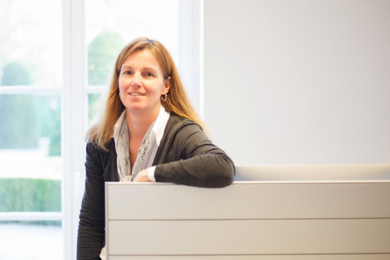 Nancy Vorsselmans  -  medewerkster boekhouding  nancy@sydac.be