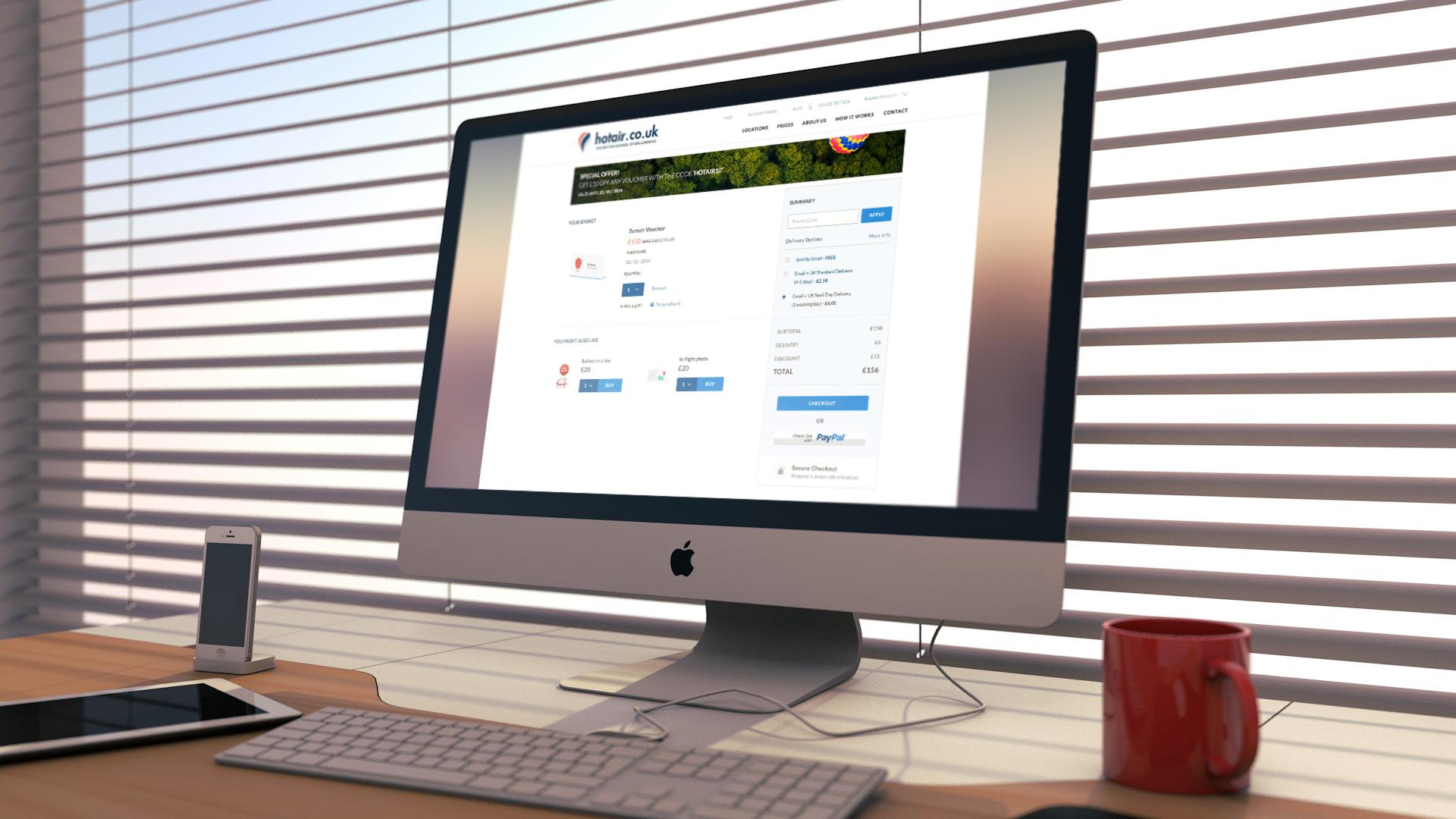 eCommerce Checkout UX & UI
