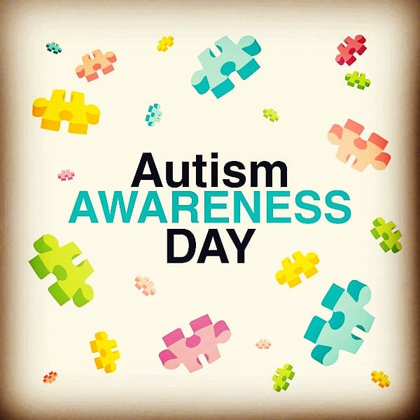It's Autism Awareness Day. Are you wearing blue today? Show your support and understanding for the millions of people with autism worldwide. #LightItUpBlue #Autism
