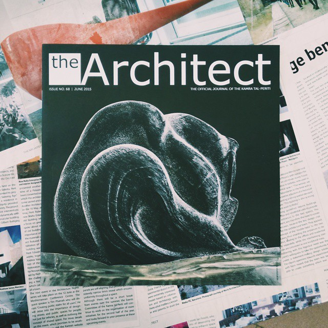 Collect your copy of The Architect from the faculty or student house ✌  #thearchitect #archistudent #architecture #uni