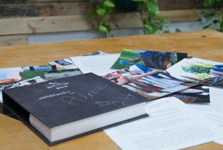 Recetario del alma /  Proyecto editorial
