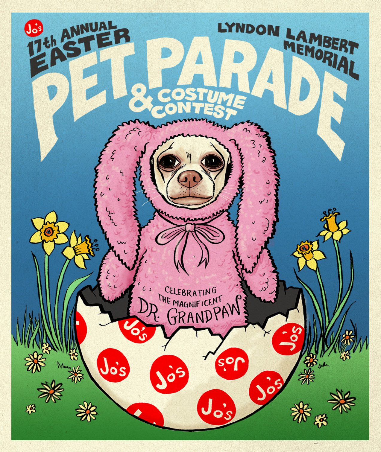 Jos pet parade 2016 IGRAM 01.jpg