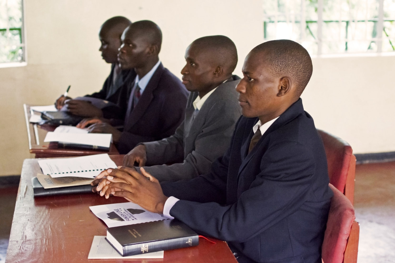 Training Pastors — Finish Line Ministries International