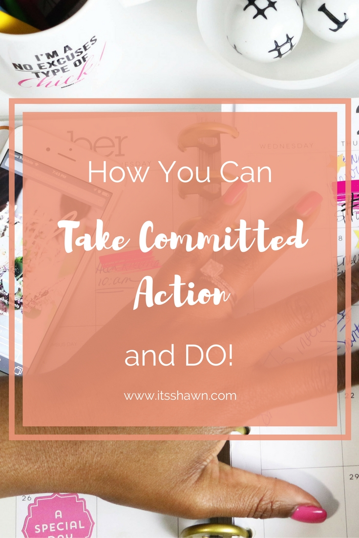 Take Committed Action for Yourself