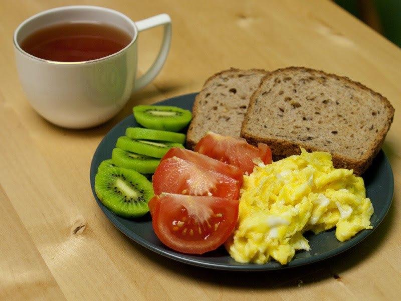 350-400 calorie breakfast