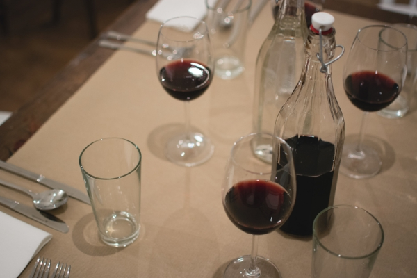 red wine for metabolism boosting and weight loss