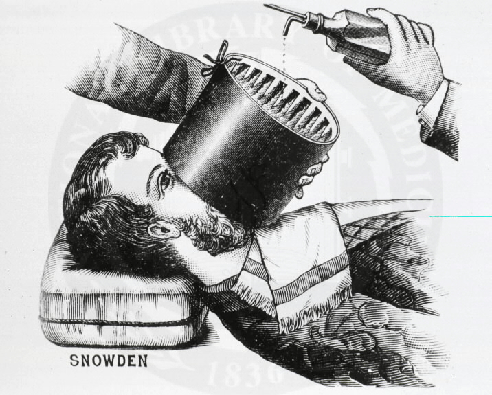 Allis' Ether Inhaler (1896)