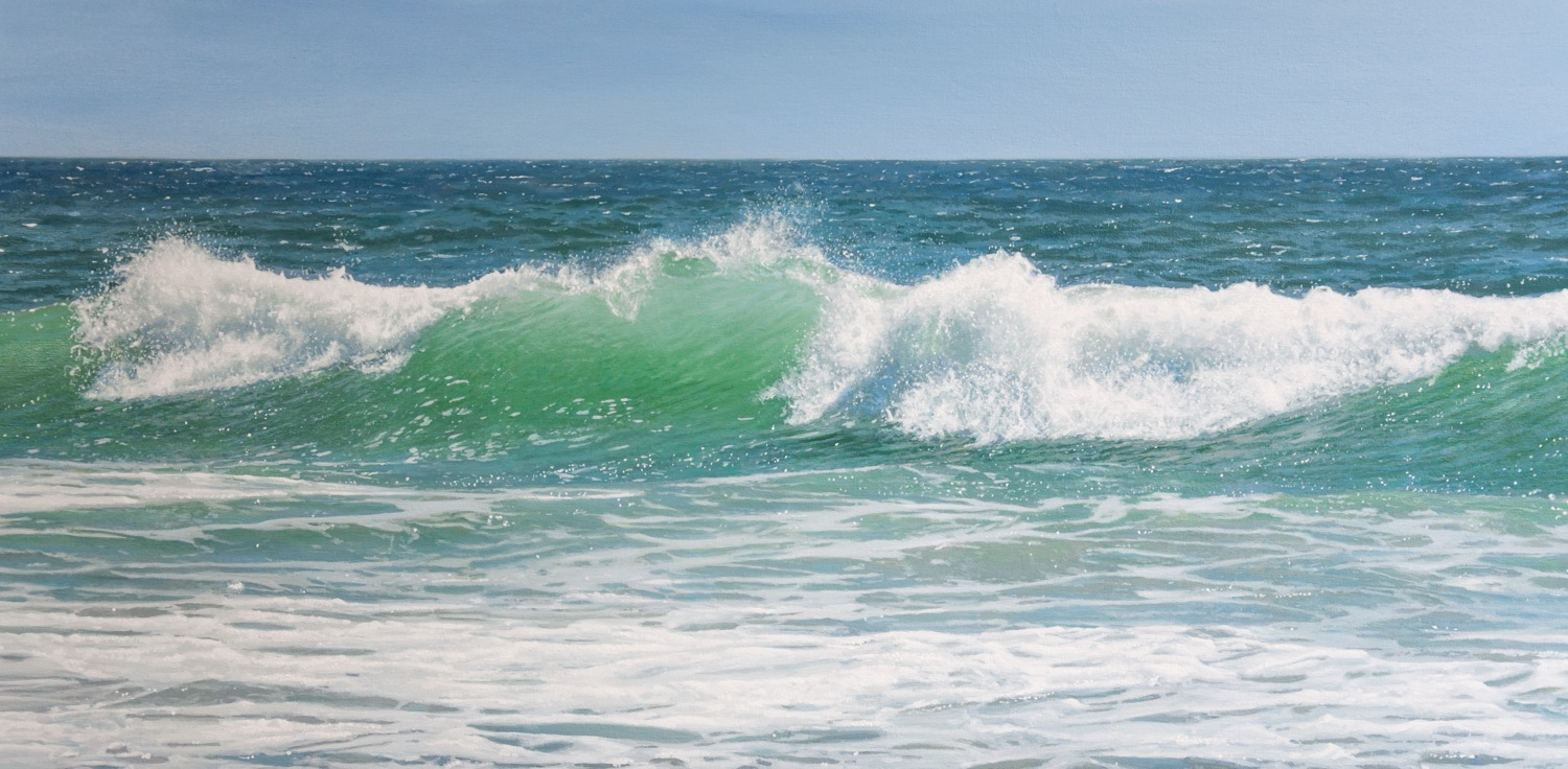Summer Surf - Limited Edition Print