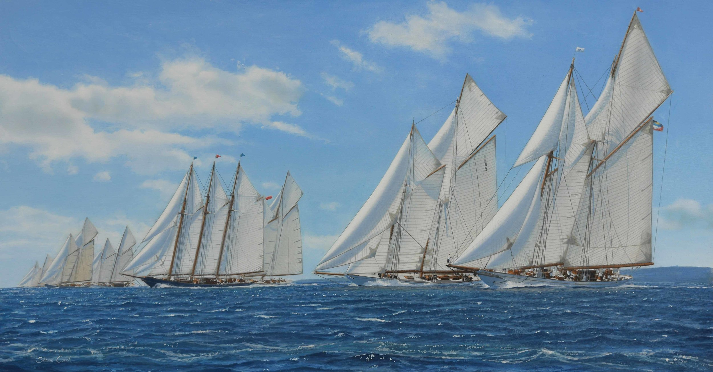 The Great Schooner race Palma 2016