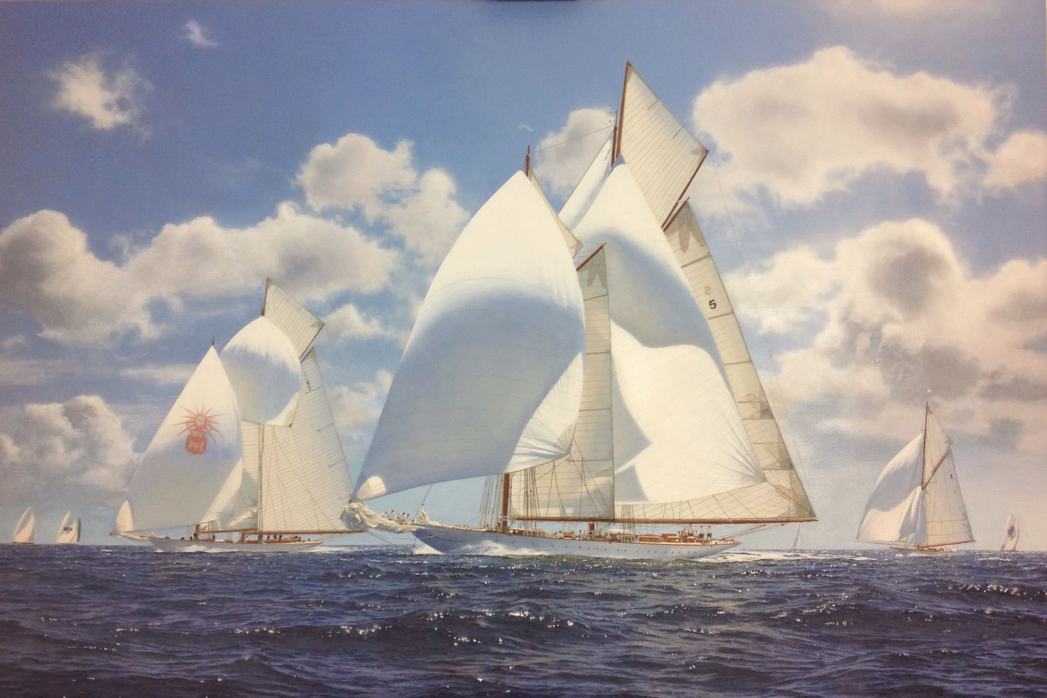 The Herreshoff Sisters, Elenora and Elena