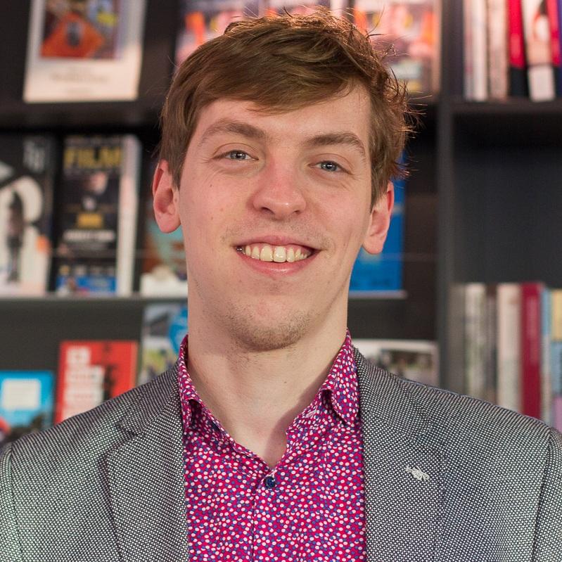 Stefan Lipman (Erasmus University Rotterdam)