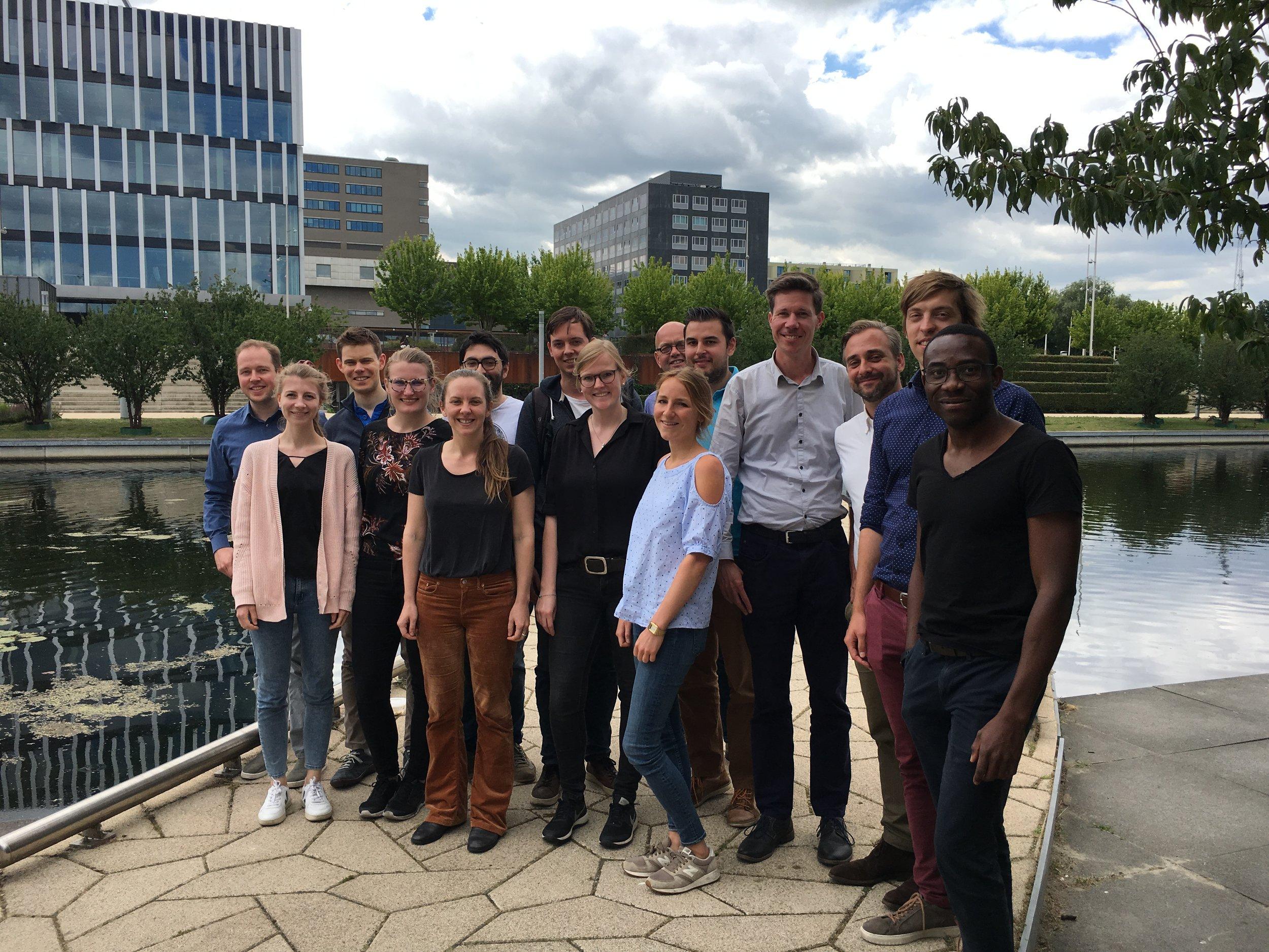 BEHnet Summer School 2019 in Rotterdam