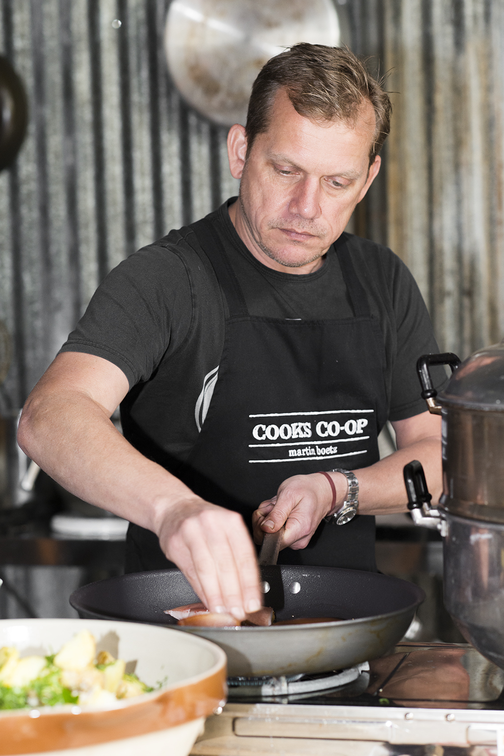 Cooks Co-Op - Executive Chef Martin Boets