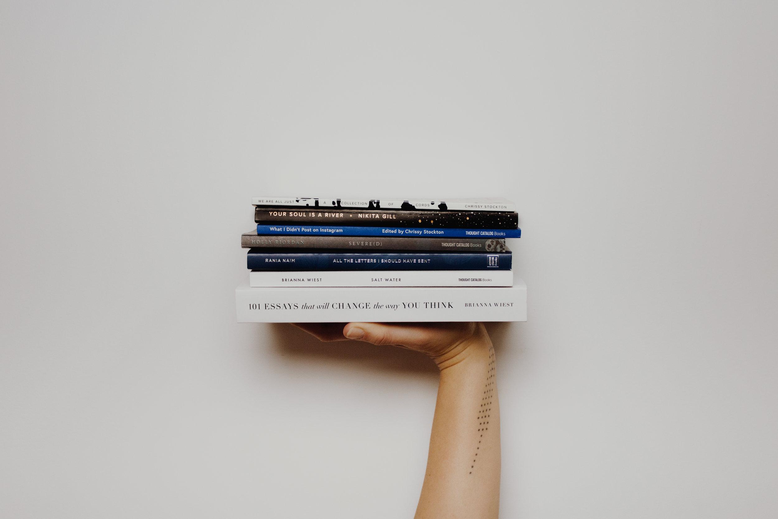 My Books -