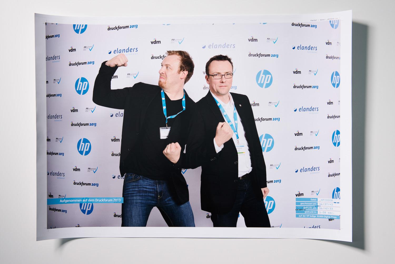 HP Indigo Digitaldruckmaschinen, Druckforum