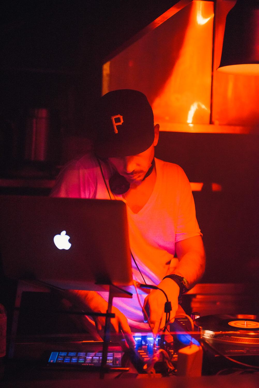 DJ Marcus Fischer, Schankstelle Stuttgart