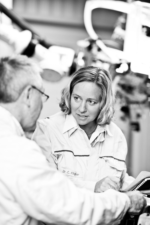 Frauen in der Automobilindustrie, Audi