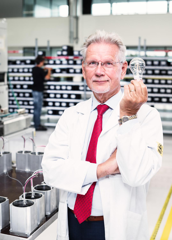 Dr. Manfred Wittenstein, Wittenstein AG