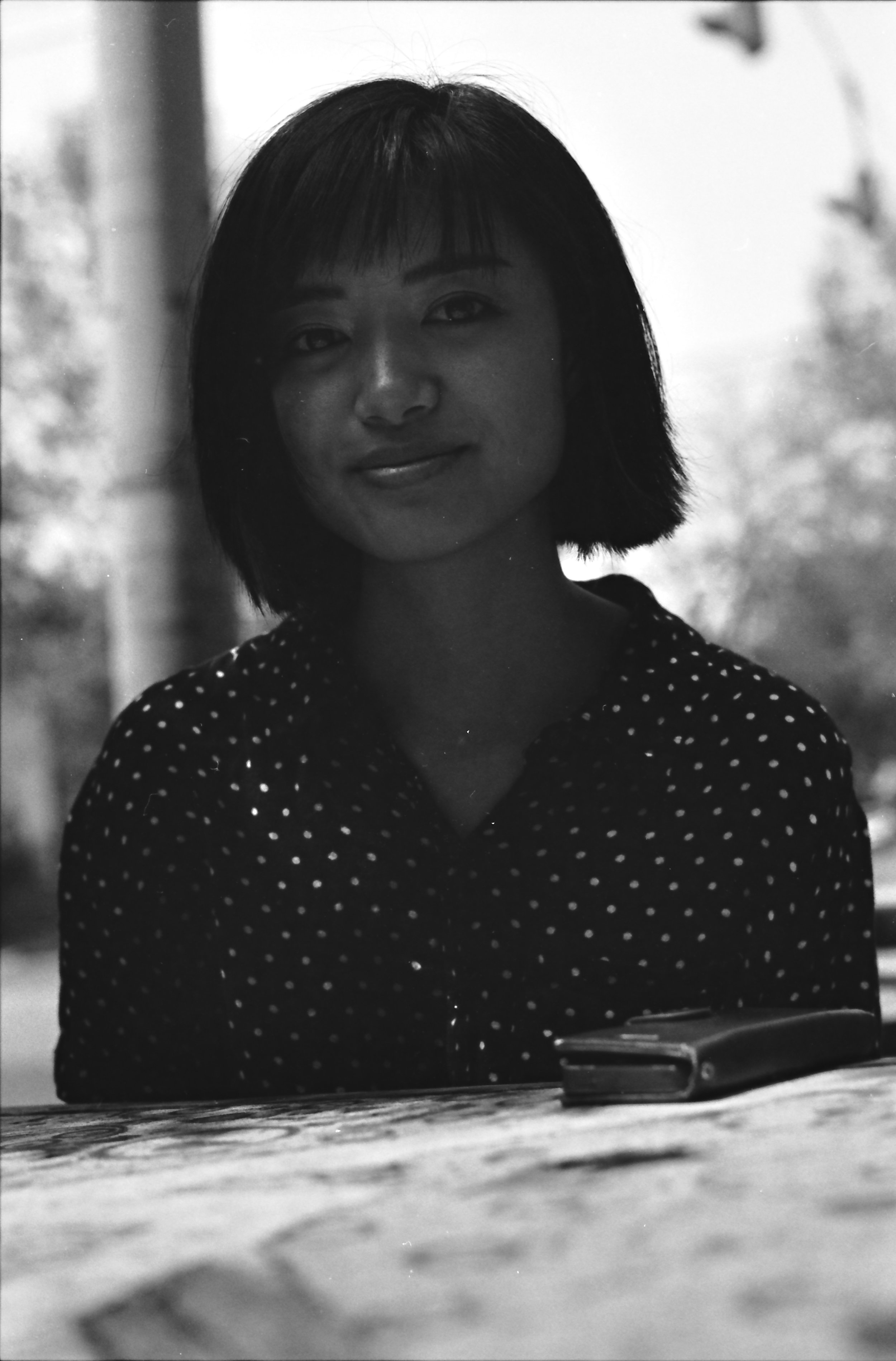 Juli Sasaki -  Associate Producer + Graphic Designer