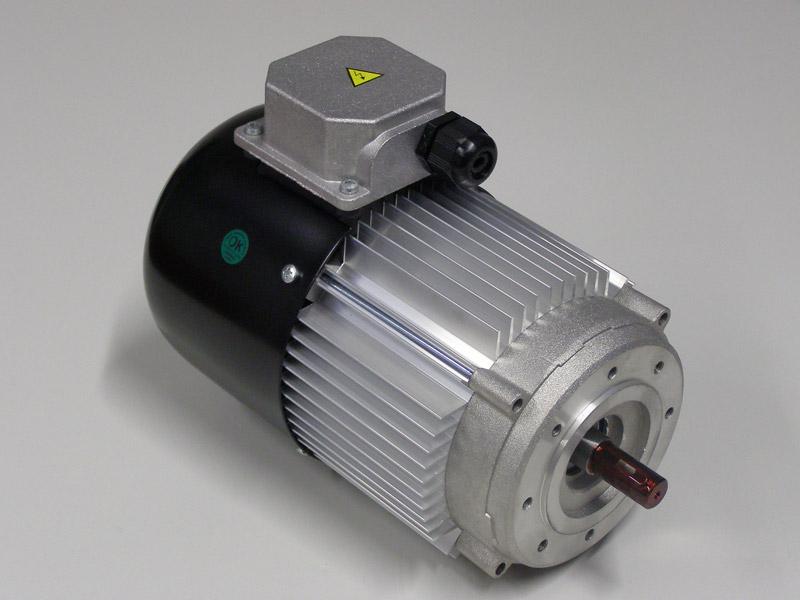 D.C. Motor SERIE R