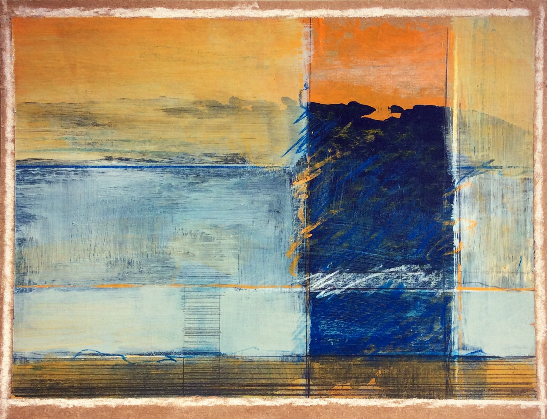 """Blue&Orange 2"""
