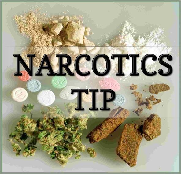 Narcotics Tip