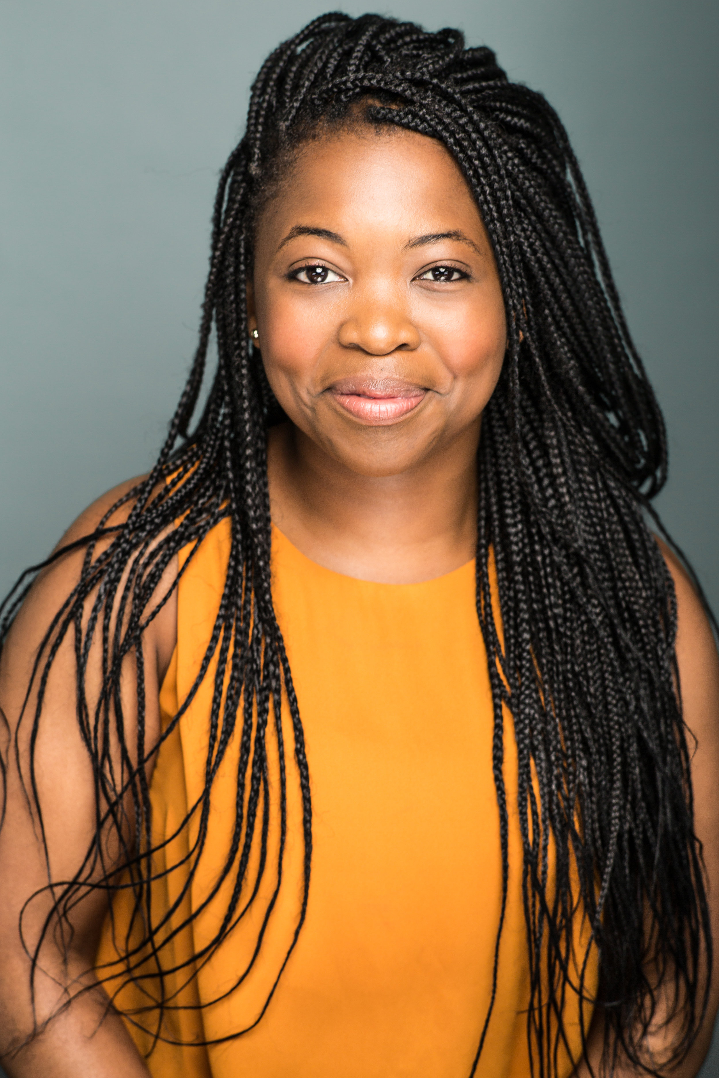 PHUMZILE SITOLE - Currently recurring on ORANGE IS THE NEW BLACK