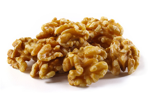 Walnuts - Look like a human brain, are full of Omega-3s (a healthy fat), which boosts the feel-good hormone dopamine. Walnuts are a perfect addition to your salads!