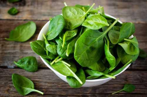 Spinach - Not just for Popeye, spinach is loaded with magnesium, and will increases blood flow to the extremities for both men and women.