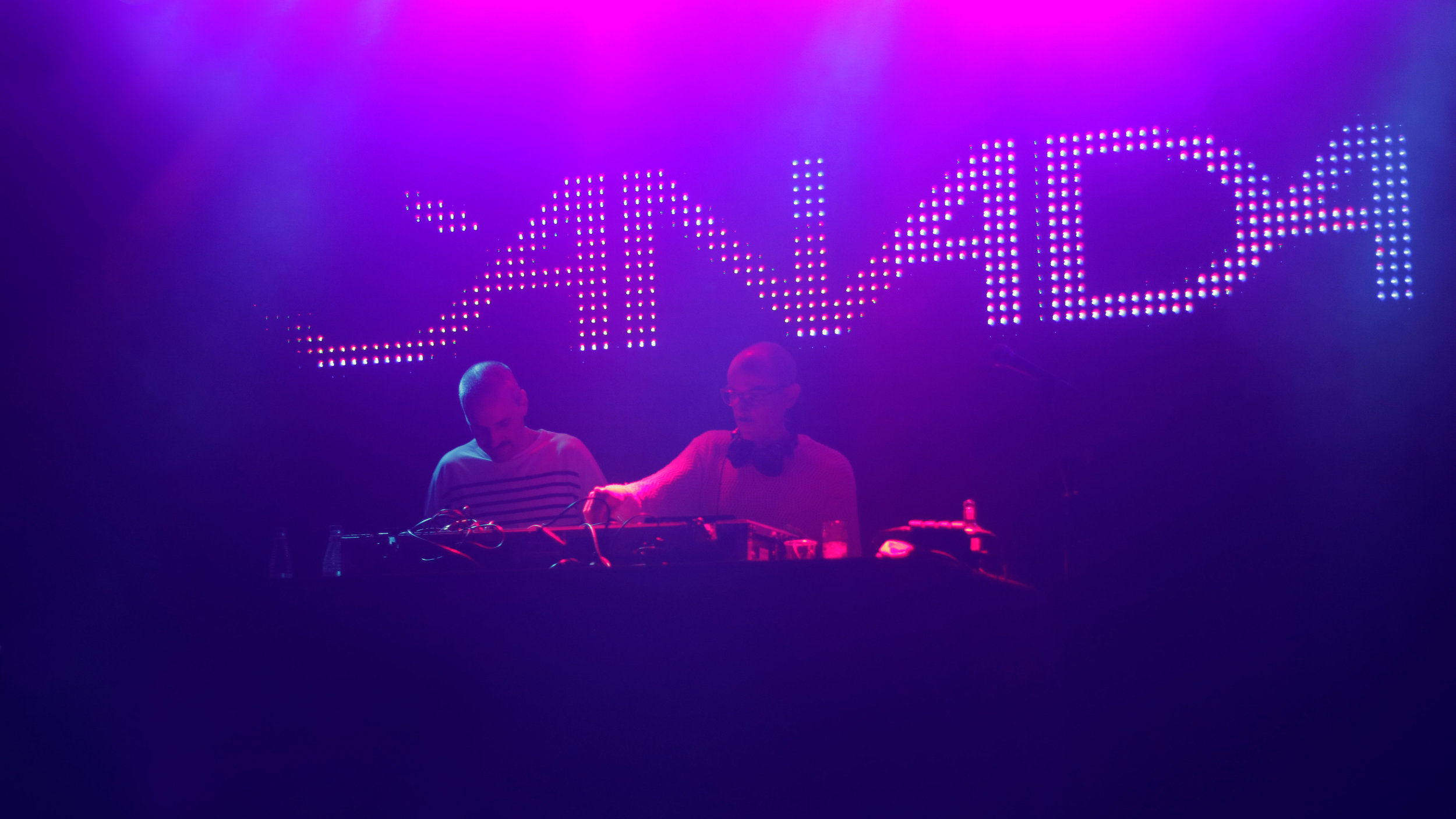 HIDROGENENSSE DJ SET