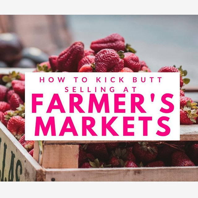 Learn all the tips and successful strategies to launch, grow and scale at Farmers Markets, including the profit potential, inventory, marketing, licensing, sales, potential profit and pitfalls to avoid. Don't wing it! Take this course to avoid costly mistakes and catapult what you are doing.  60 Minute Video Course  40+ Page Workbook with checklist ***BONUS-28 Tips to Successfully Sell Products at Farmers Markets ***BONUS-Inventory and Production Tracking Sheets  Purchase at icepopuniversity.com