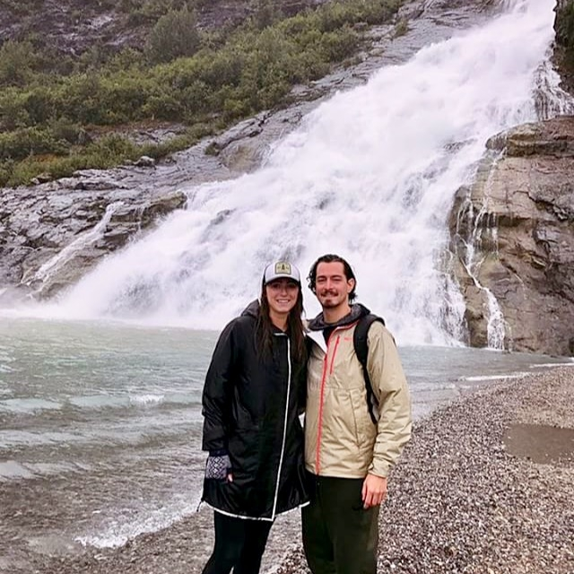 Exploring Mendenhall Glacier, Alaska
