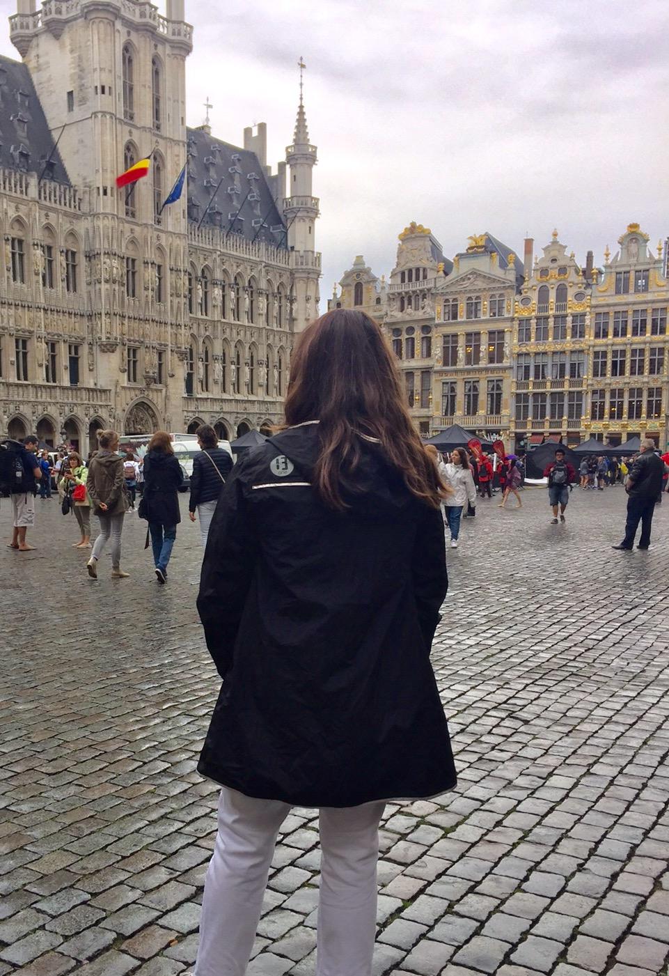 Site Seeing, Grote Markt, Brussels