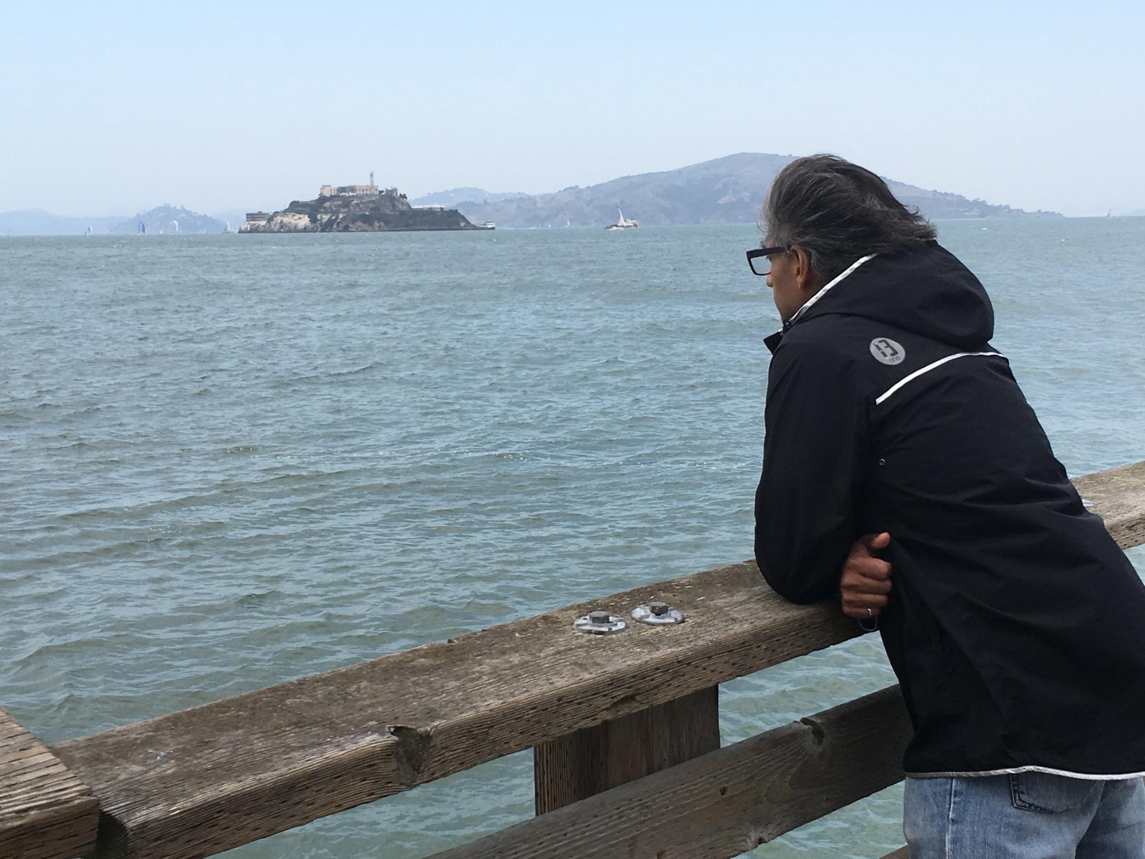 Enjoying the moment, San Francisco, California