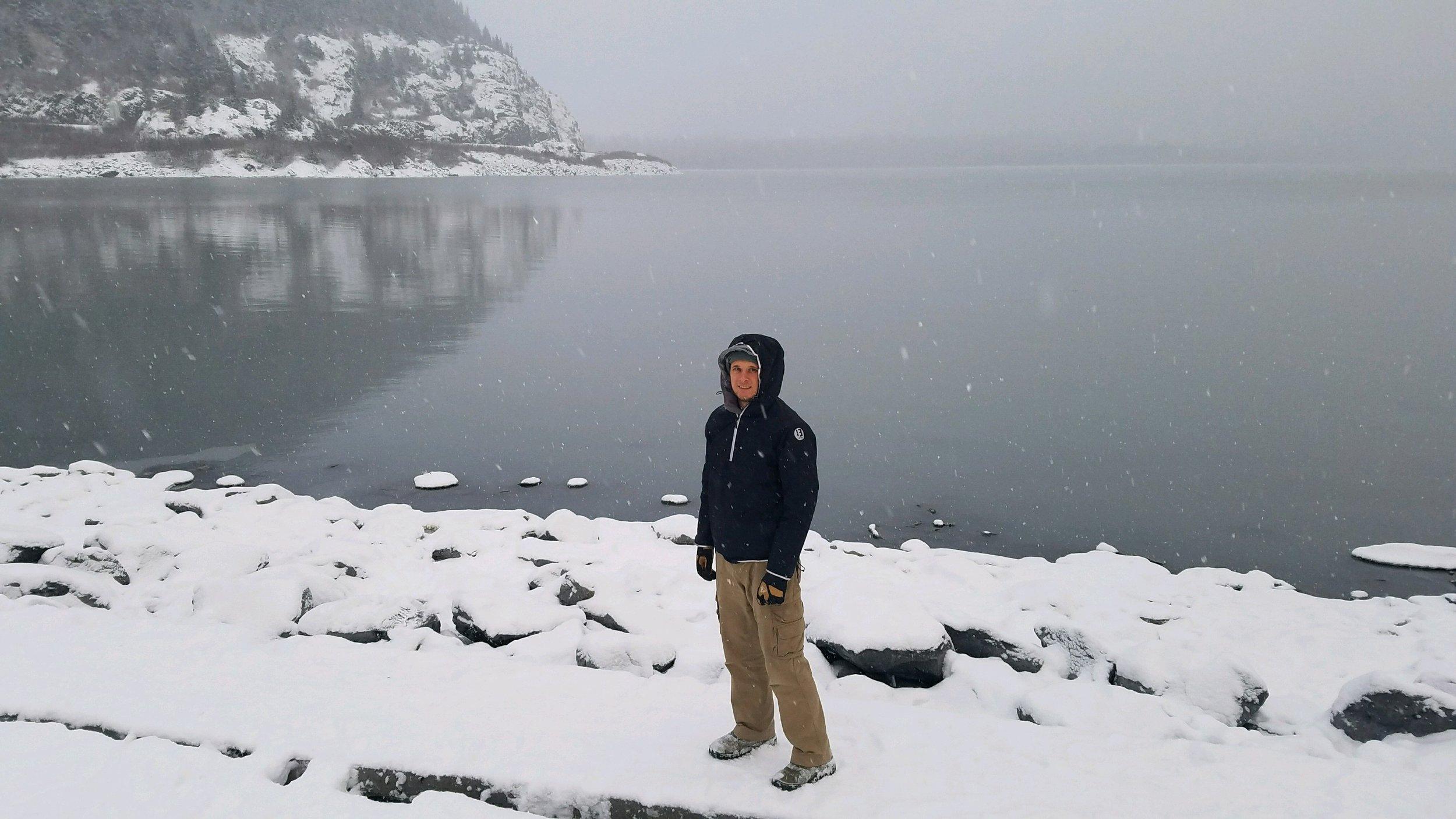 Life in Anchorage Alaska -7 degrees in Novemeber