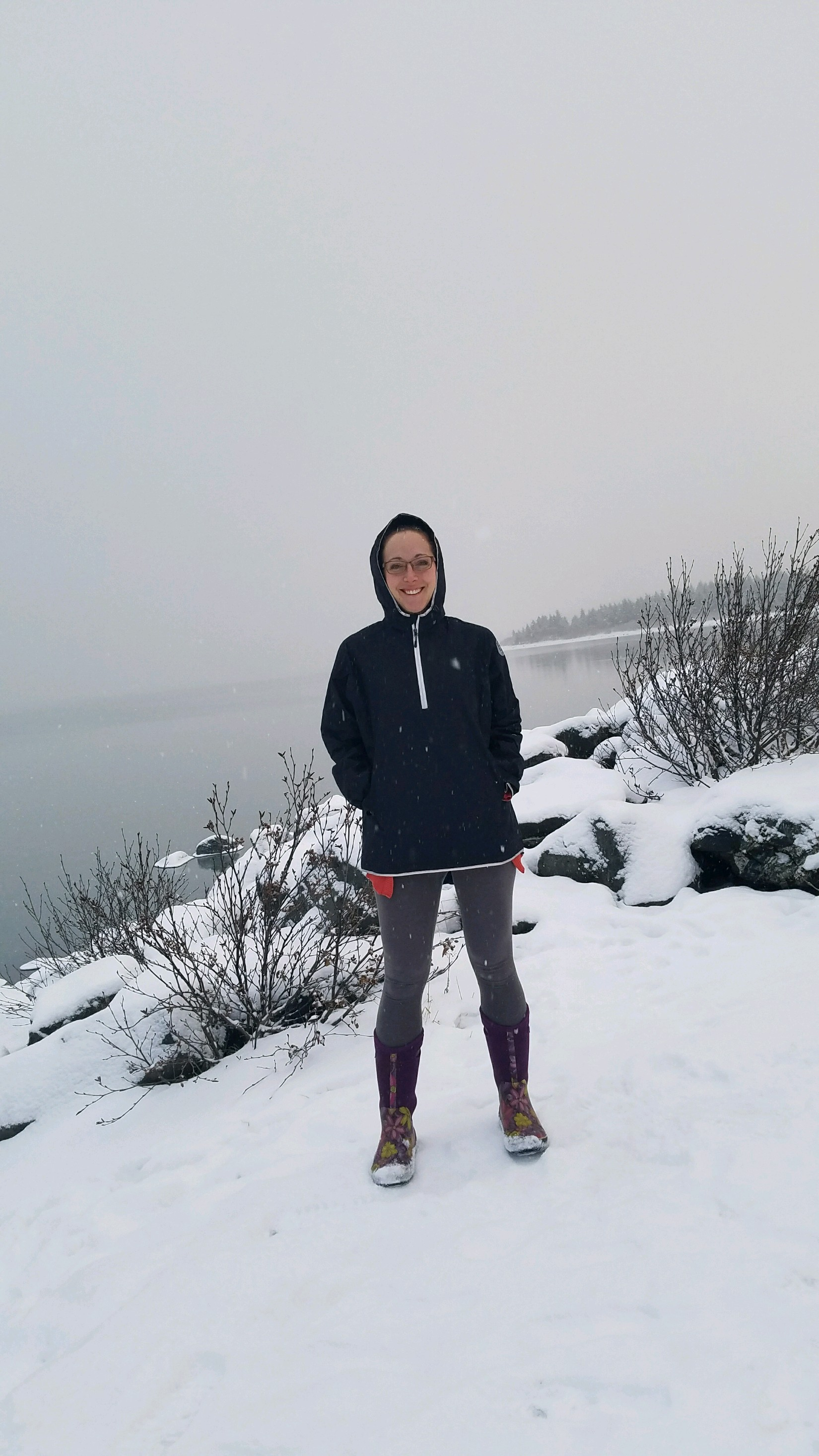 Life in Anchorage Alaska -7 degrees in November