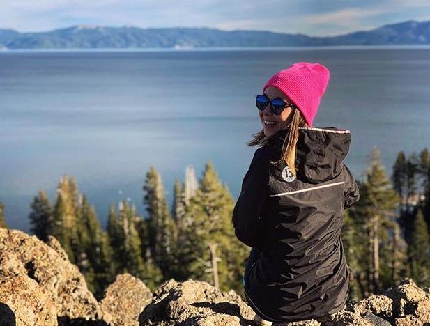 Eagle Rock, Lake Tahoe, CA
