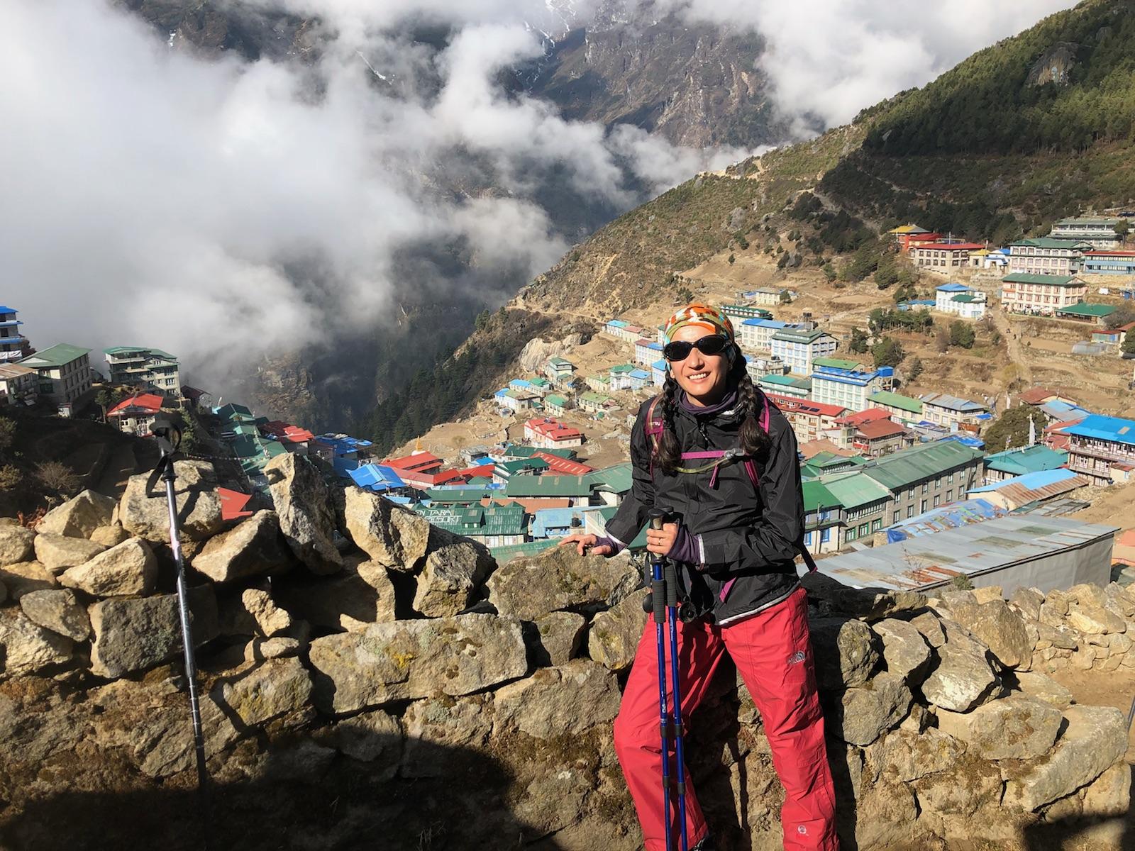 Climbing Mount Everest Base Camp