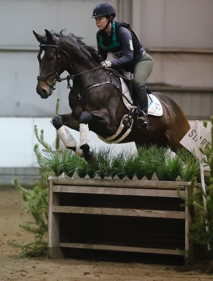 2019 January Indoor Eventing