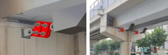 Dampers for Bridges and Elevated Highways