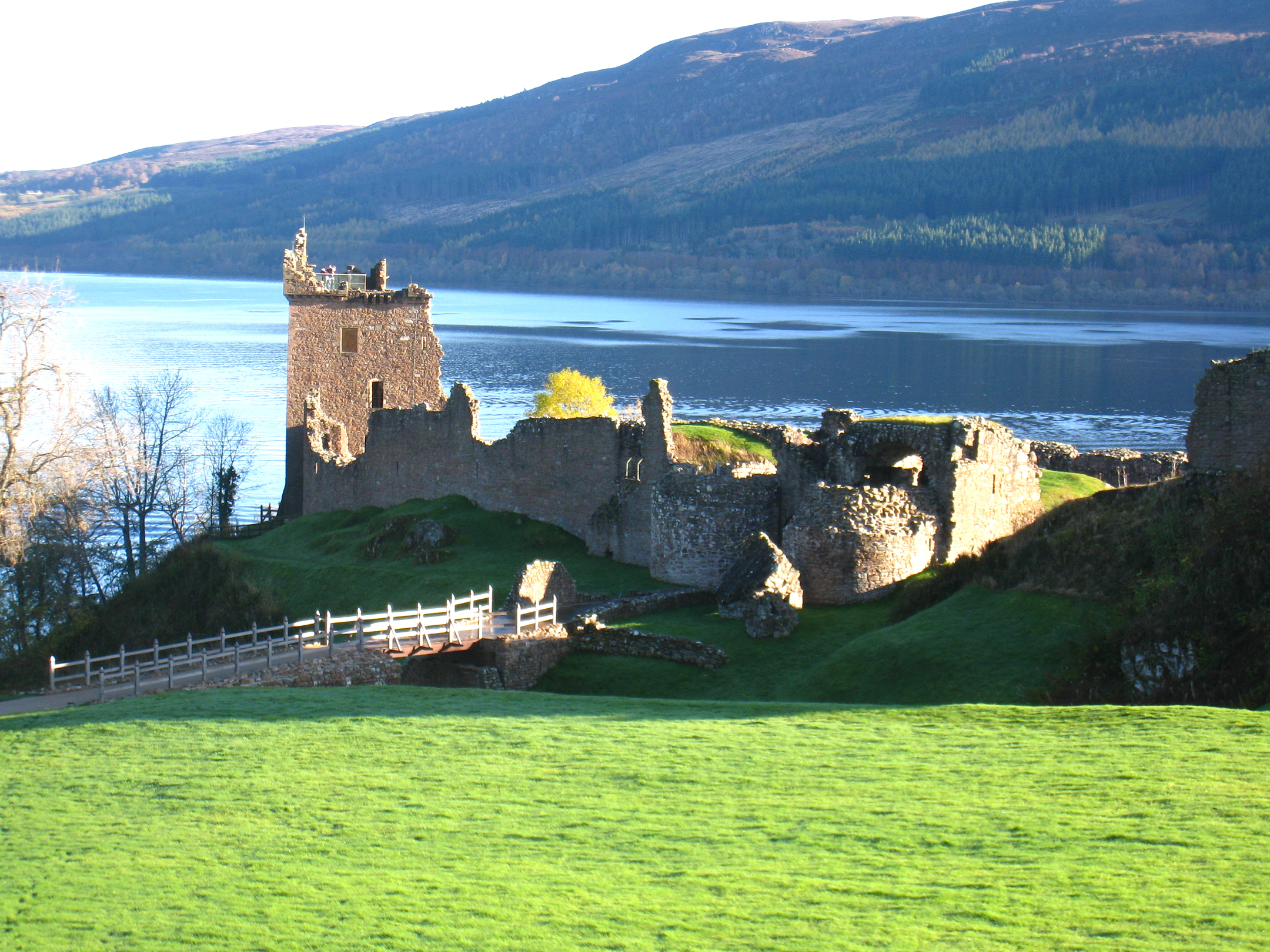 Loch Ness / Scotland