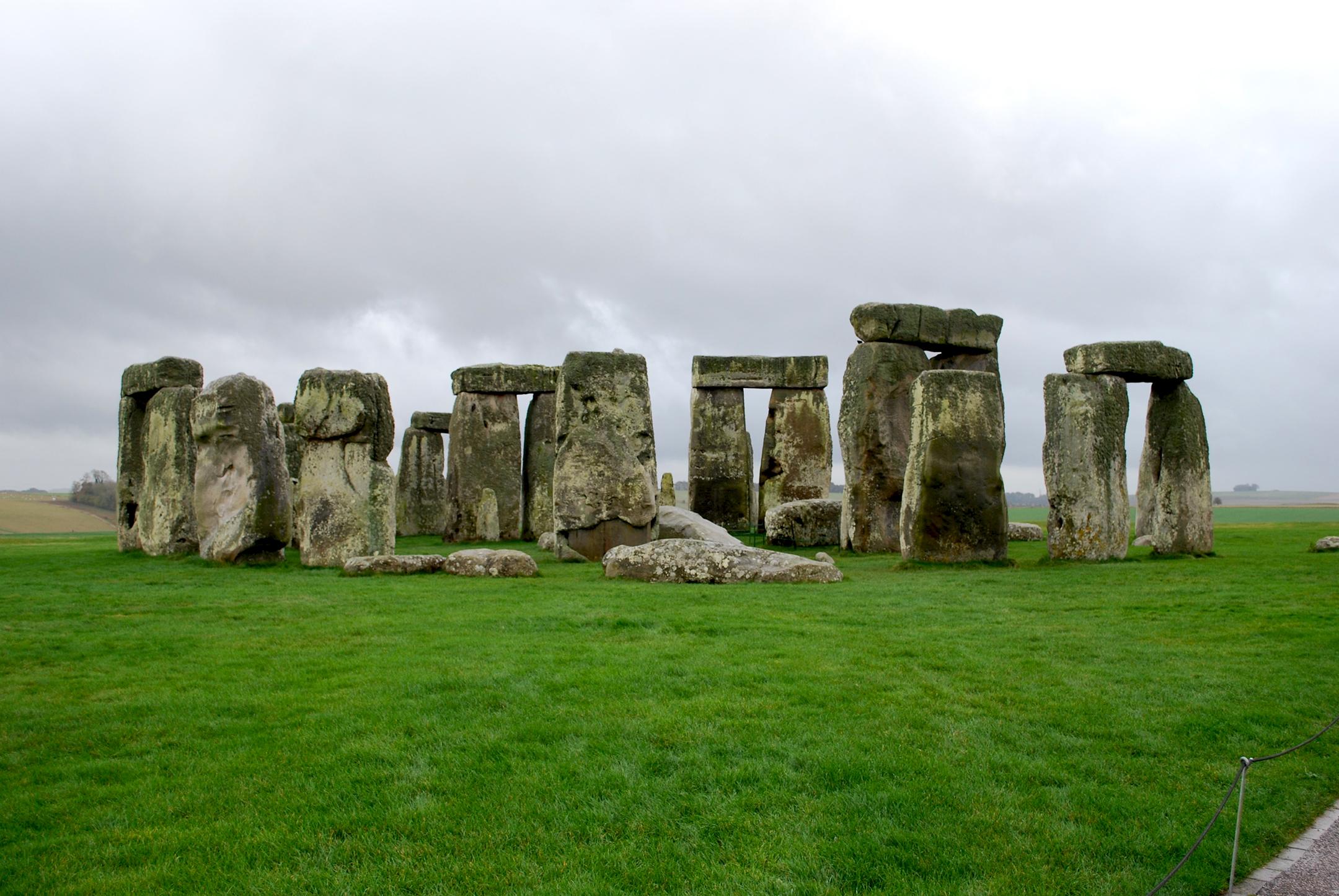 Stonehenge / England
