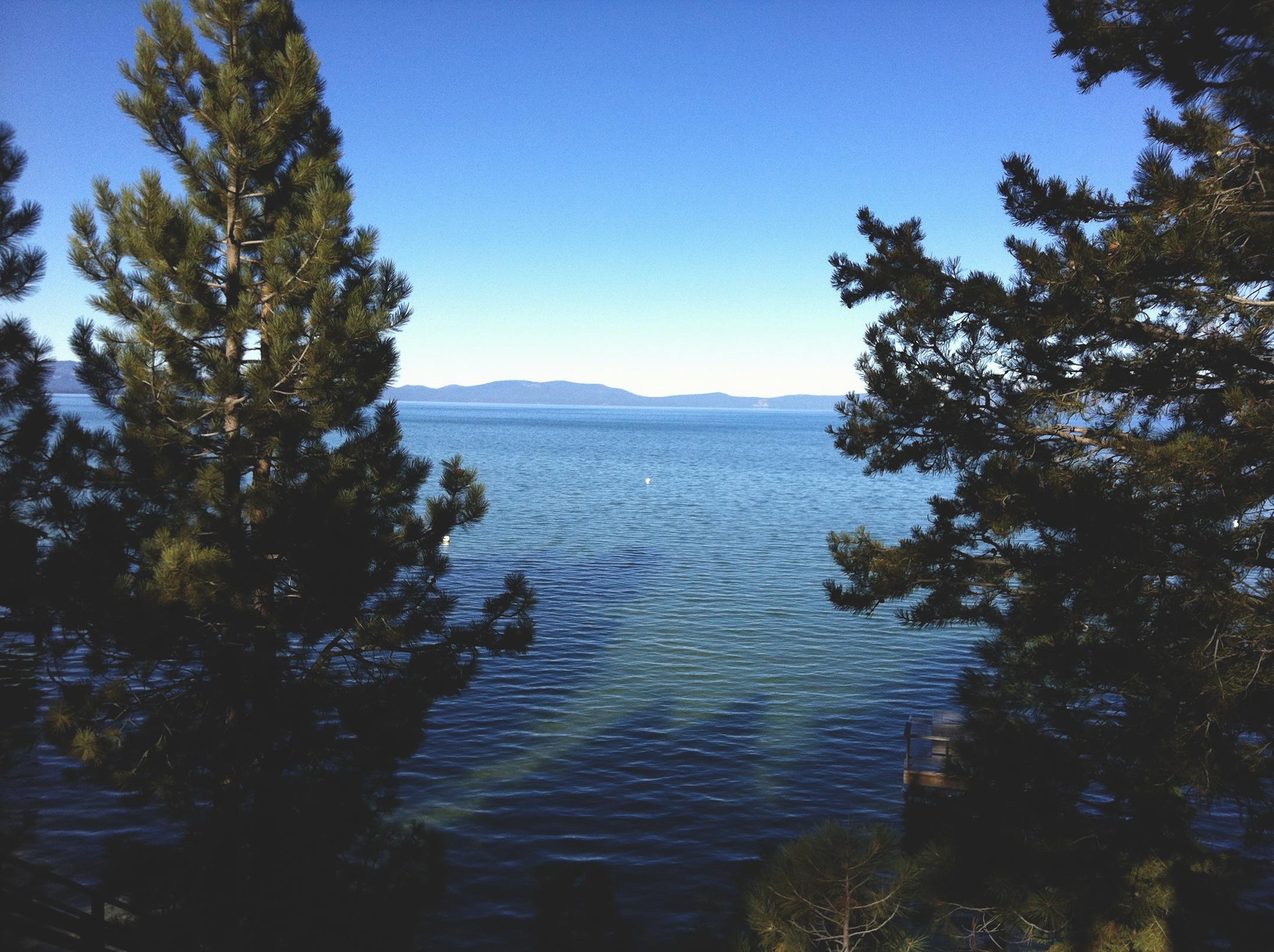 Lake Tahoe, CA / USA