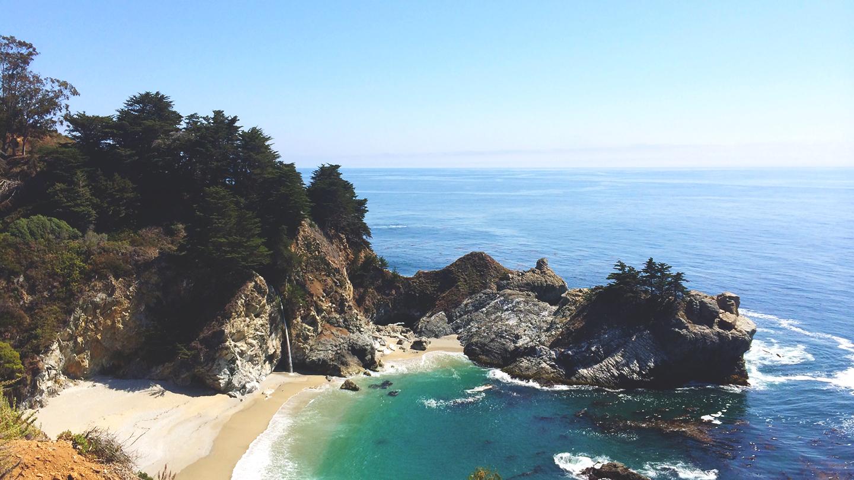 Big Sur, CA / USA