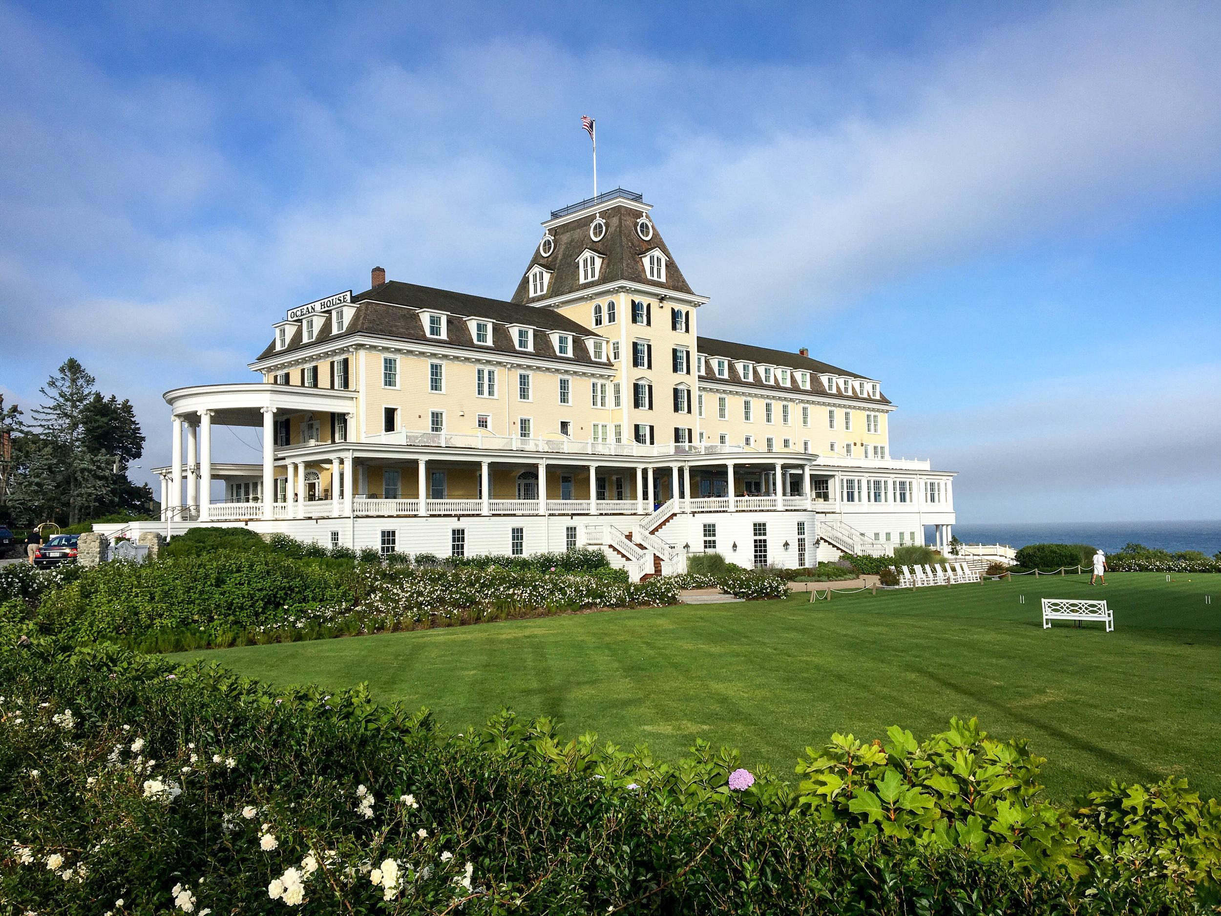 Ocean House / Watch Hill, RI / USA