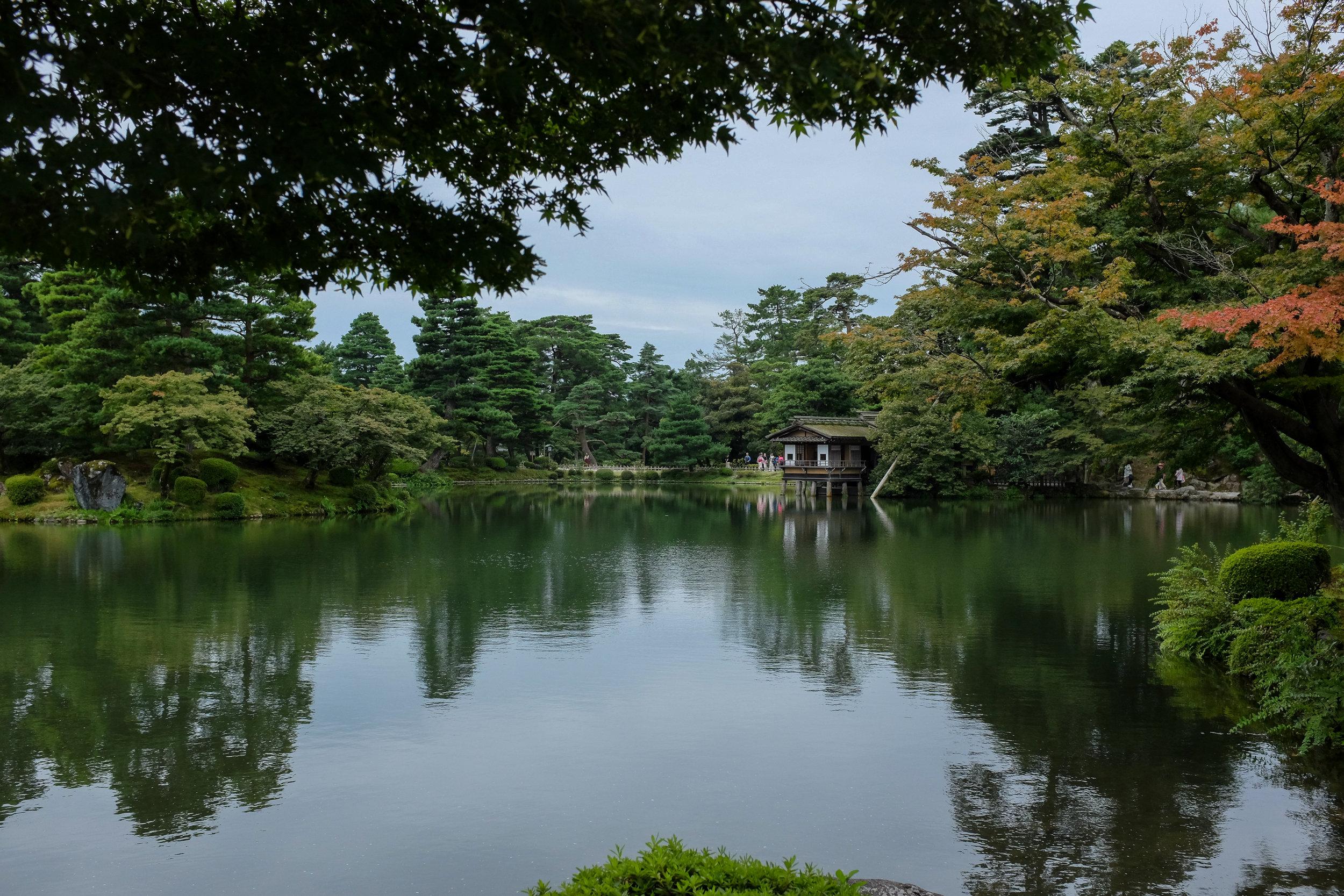 Kenroku-en / Kanazawa / Japan