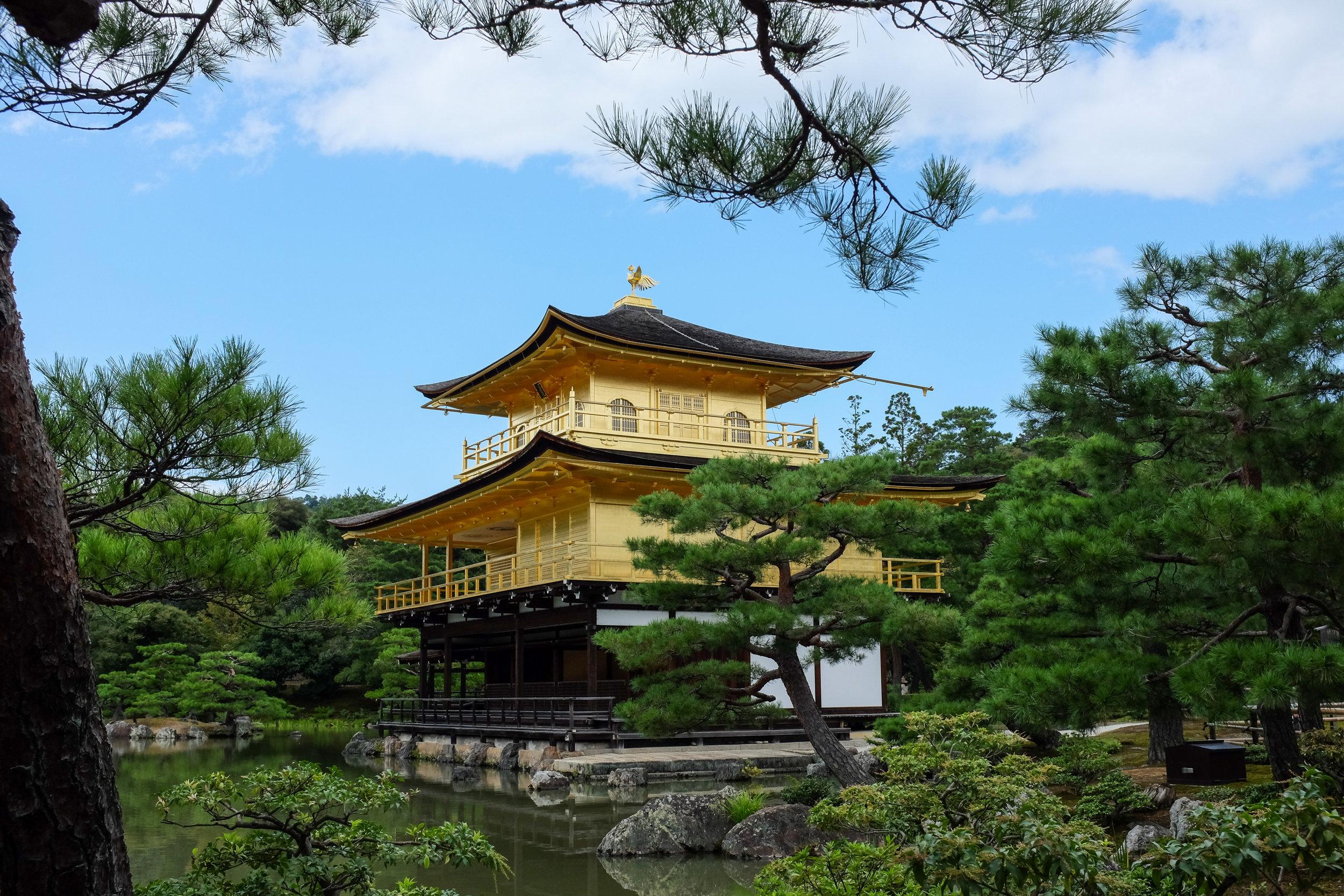 Kinkaku-ji / Kyoto / Japan